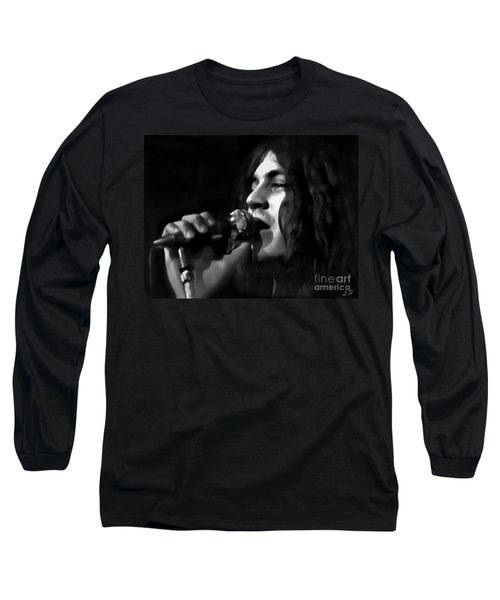 Ian Gillan Long Sleeve T-Shirt