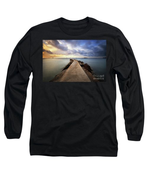 Ibiza Summer Mix 6.0 Long Sleeve T-Shirt by Yhun Suarez