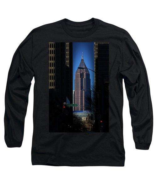 Ibm Tower Long Sleeve T-Shirt