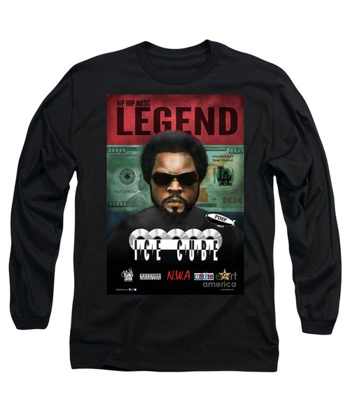 Ice Cube  Long Sleeve T-Shirt