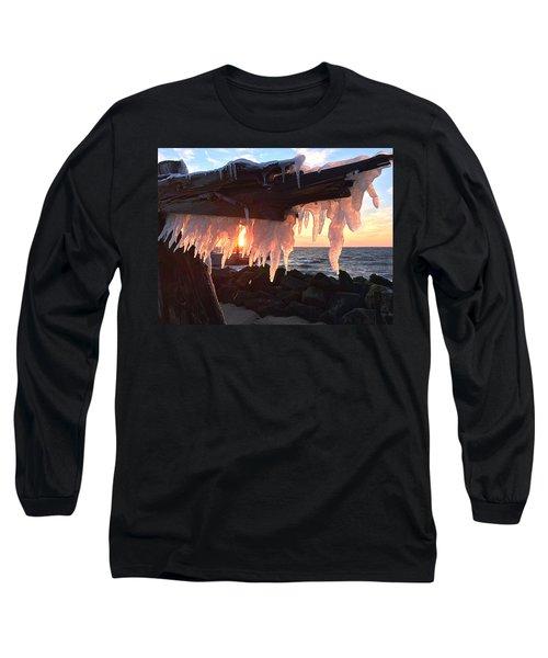 Ice Fangs Long Sleeve T-Shirt