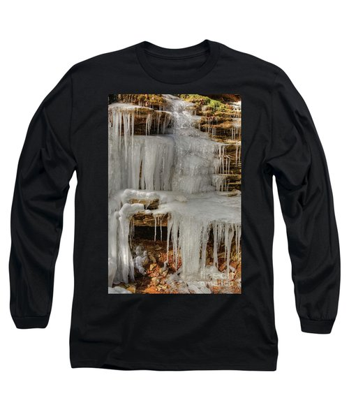 Ice Flow Long Sleeve T-Shirt
