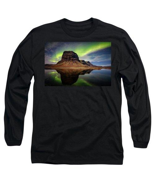 Icelanding Aurora Long Sleeve T-Shirt