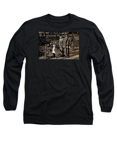Ich 1960 Long Sleeve T-Shirt