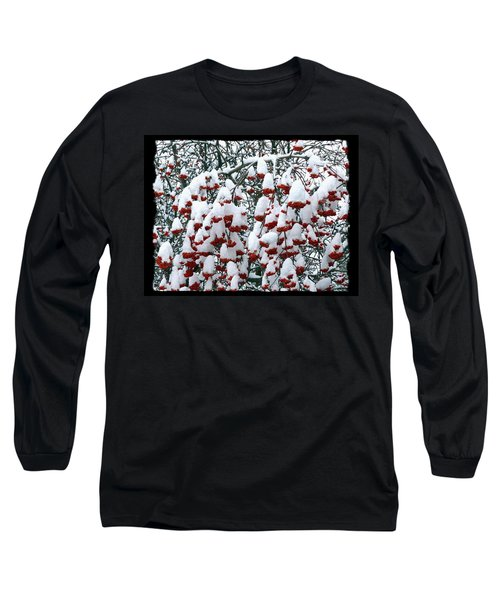 Long Sleeve T-Shirt featuring the digital art Icing On The Cake 2 by Will Borden