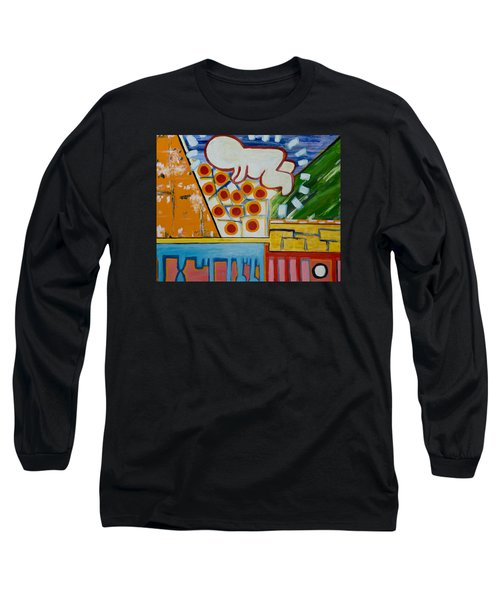Iconic Baby Long Sleeve T-Shirt by Jose Rojas