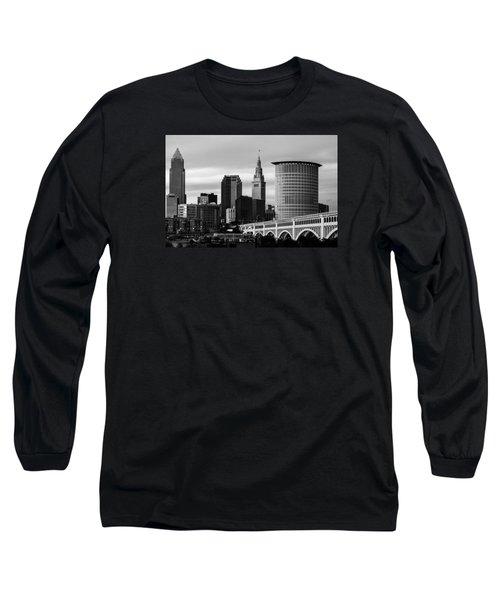 Iconic Cleveland Long Sleeve T-Shirt