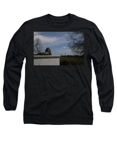 Iconic Landmarks Long Sleeve T-Shirt
