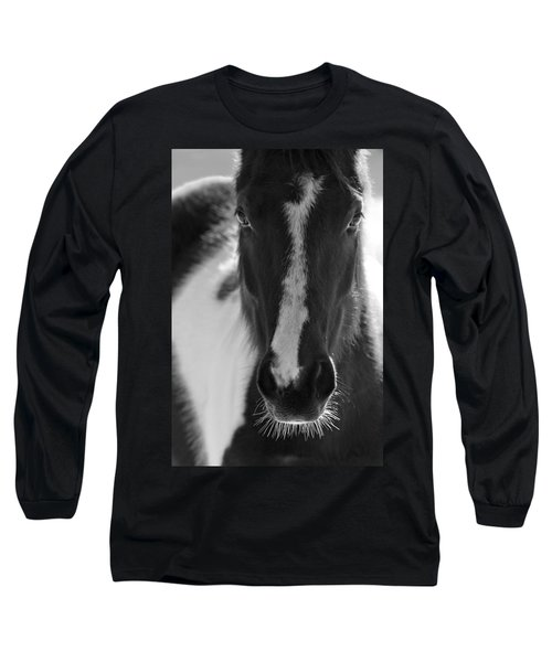 iContact Long Sleeve T-Shirt