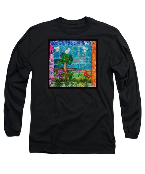 Idyllic Childhood Long Sleeve T-Shirt
