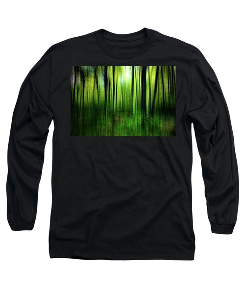 If A Tree Long Sleeve T-Shirt