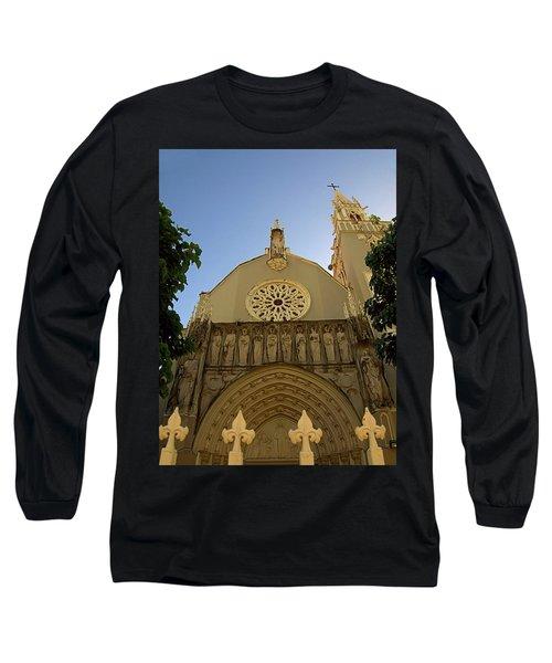 Iglesia San Jorge Long Sleeve T-Shirt