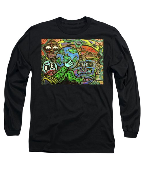 Ikembe's Dream Long Sleeve T-Shirt
