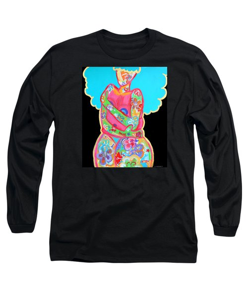Im A Work Of Art Long Sleeve T-Shirt