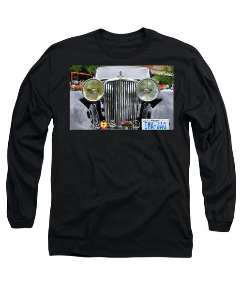 Ima A Jag Long Sleeve T-Shirt