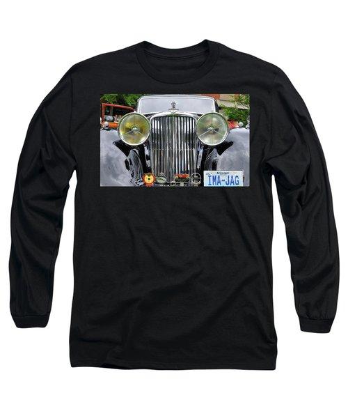 Ima A Jag Long Sleeve T-Shirt
