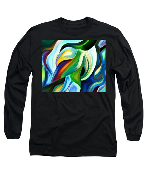 Imagination Long Sleeve T-Shirt by Karen Showell