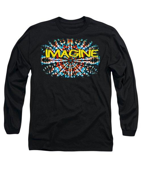 Imagine T-shirt Long Sleeve T-Shirt