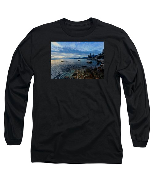 Immersed Long Sleeve T-Shirt by Sean Sarsfield