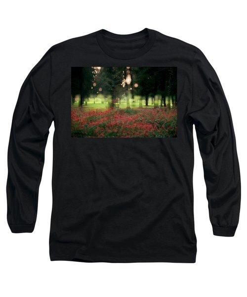 Impression At The Yarkon Park Long Sleeve T-Shirt