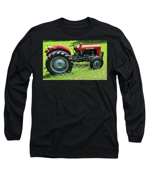 Imt 539 Tractor Long Sleeve T-Shirt