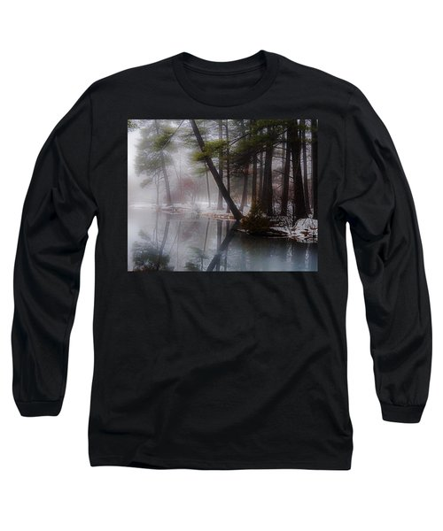 In A Fog Long Sleeve T-Shirt