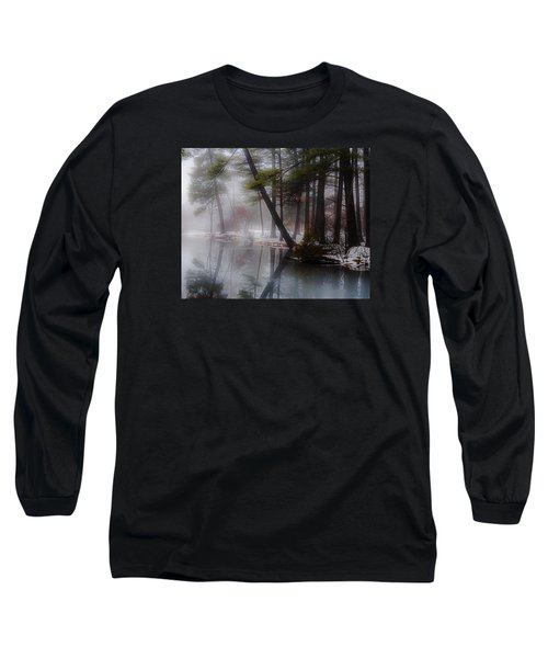 In A Fog Long Sleeve T-Shirt