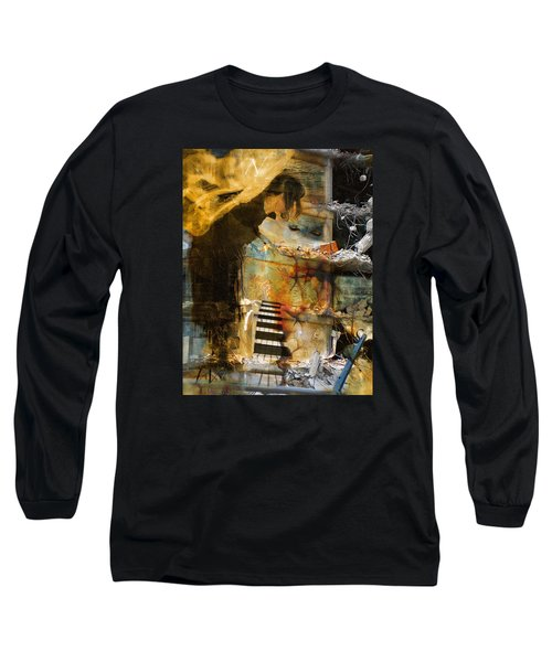 Crumble-metamorphosis Begins Long Sleeve T-Shirt