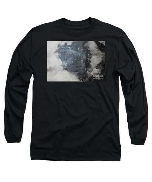In The Beginning Long Sleeve T-Shirt by Elizabeth Carr
