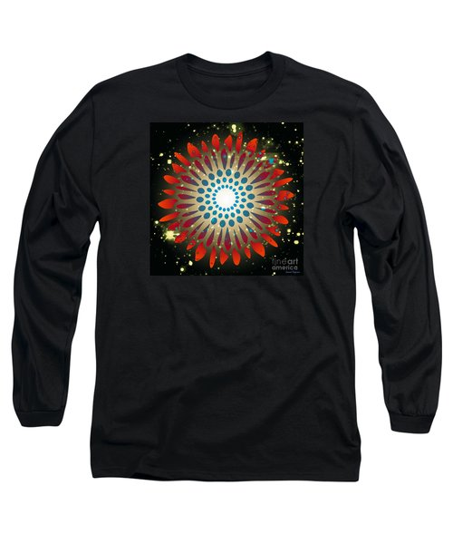 In The Beginning Long Sleeve T-Shirt by Leanne Seymour