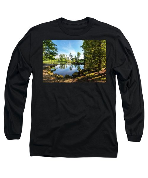 Long Sleeve T-Shirt featuring the photograph In The Early Morning Light by Tom Mc Nemar