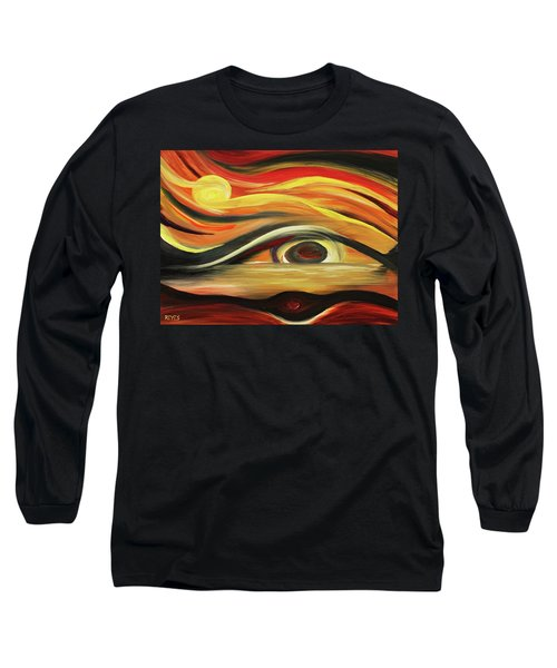 In The Eye Of The Beholder Long Sleeve T-Shirt