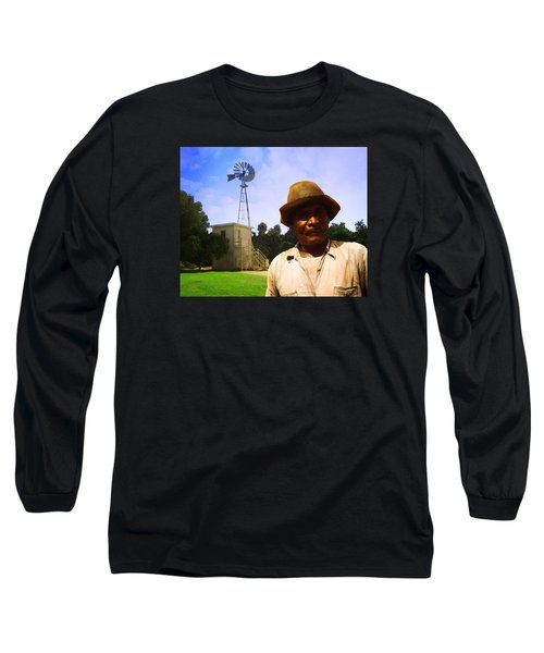 Long Sleeve T-Shirt featuring the photograph In The Groves by Timothy Bulone