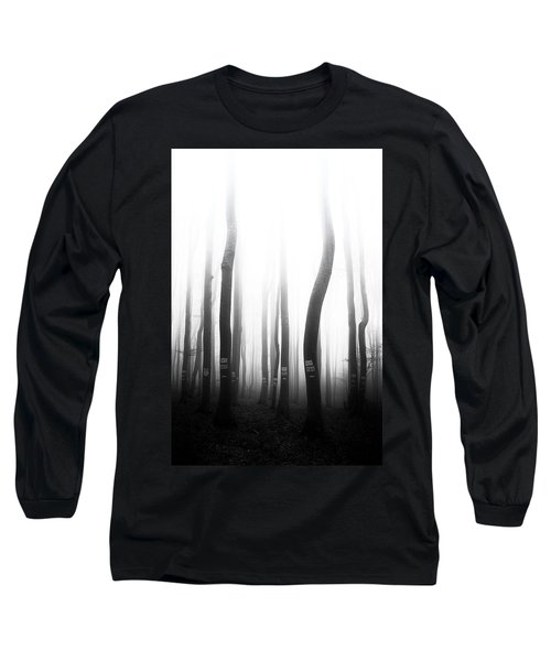 In The Misty Forest Long Sleeve T-Shirt