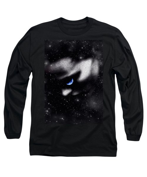 In The Quiet Of Your Mind Long Sleeve T-Shirt