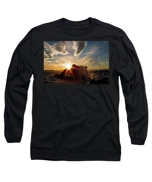 In The Right Spot Long Sleeve T-Shirt
