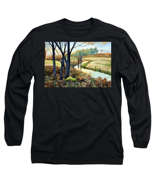 In The Wilds Long Sleeve T-Shirt
