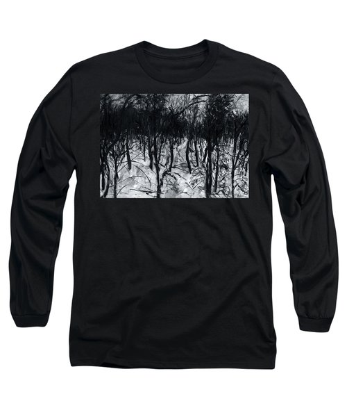 In The Woods 7 Long Sleeve T-Shirt