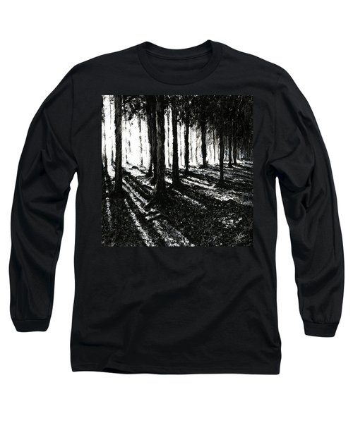 In The Woods 3 Long Sleeve T-Shirt