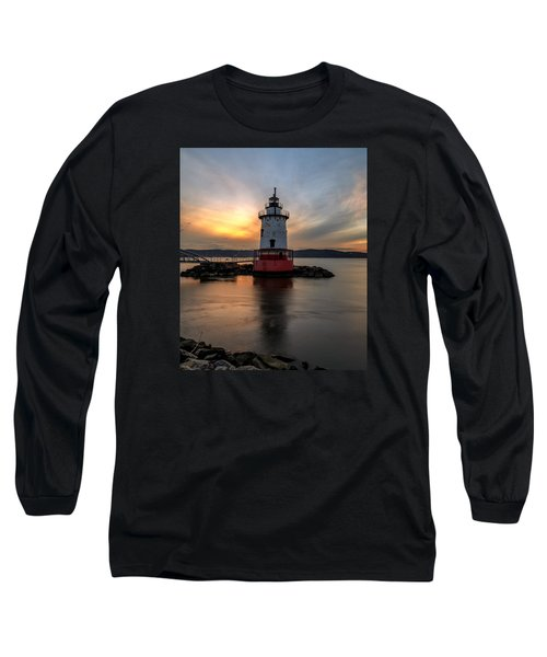 Long Sleeve T-Shirt featuring the photograph In Time  by Anthony Fields