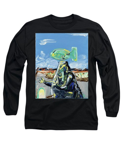Incubator Of Anxiety Long Sleeve T-Shirt