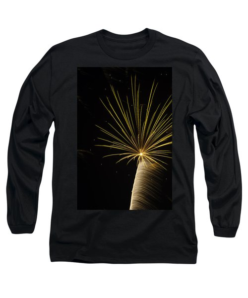 Independanc I Long Sleeve T-Shirt by Michael Nowotny