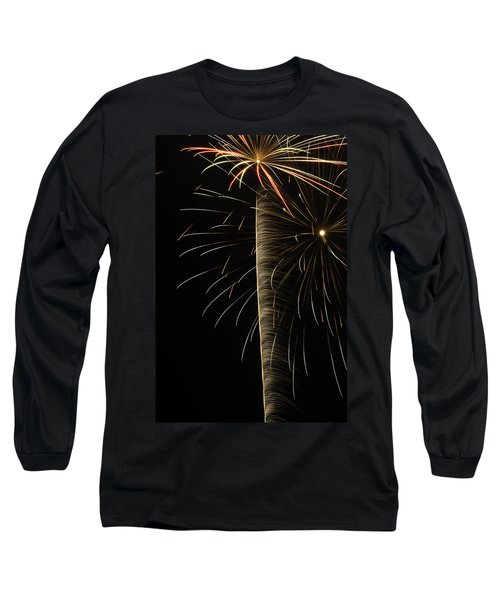 Independance IIi Long Sleeve T-Shirt by Michael Nowotny