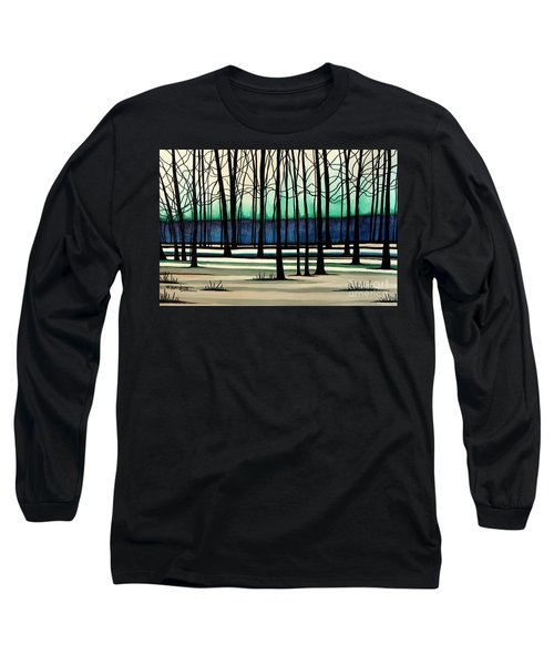 Indigo  Long Sleeve T-Shirt