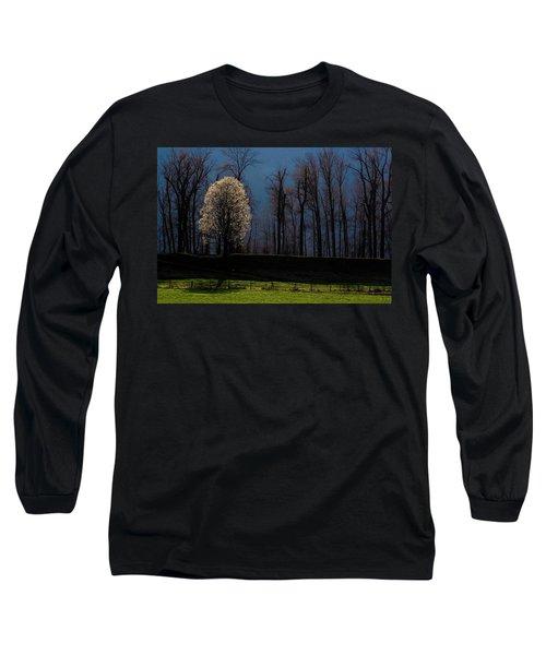 Individuality Long Sleeve T-Shirt