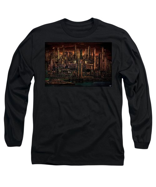 Industrial Psychosis Long Sleeve T-Shirt