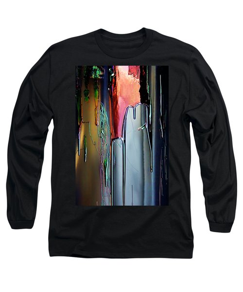 Ink Drum Long Sleeve T-Shirt by Francesa Miller