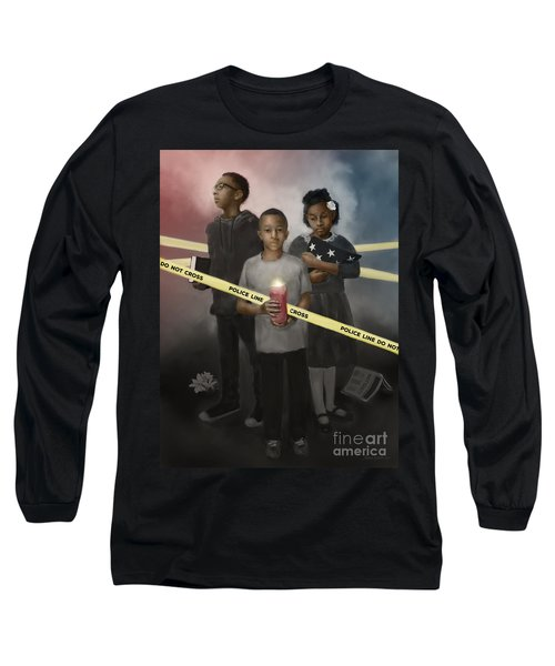 Inner City Blues Long Sleeve T-Shirt
