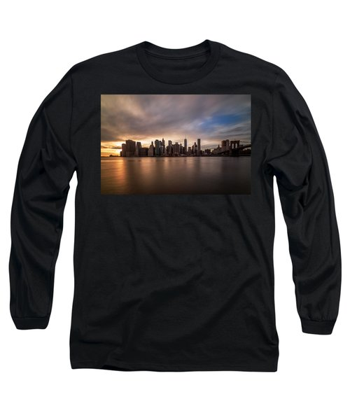 Long Sleeve T-Shirt featuring the photograph Inner Glow  by Anthony Fields
