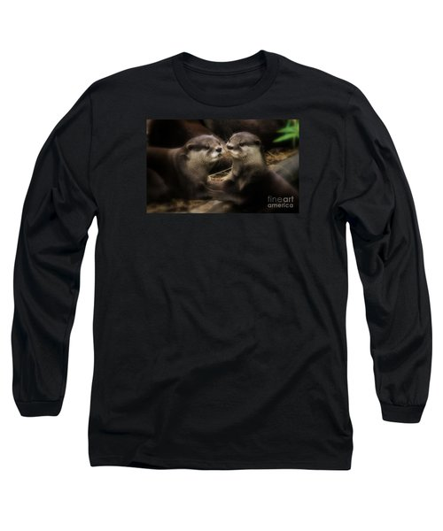 Innocence Long Sleeve T-Shirt by Kym Clarke
